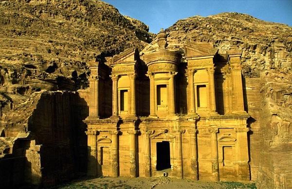 El-Deir Monastery Petra Jordan