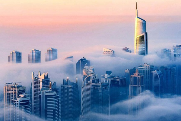 Dubai Tallest Towers