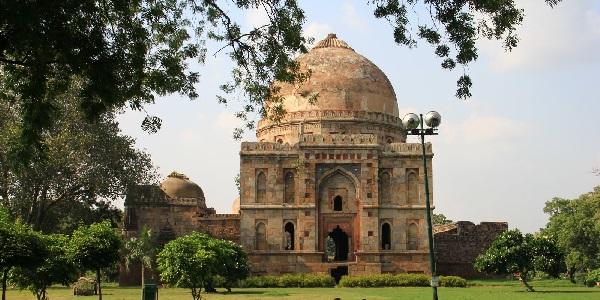 Lodhi Garden delhi india