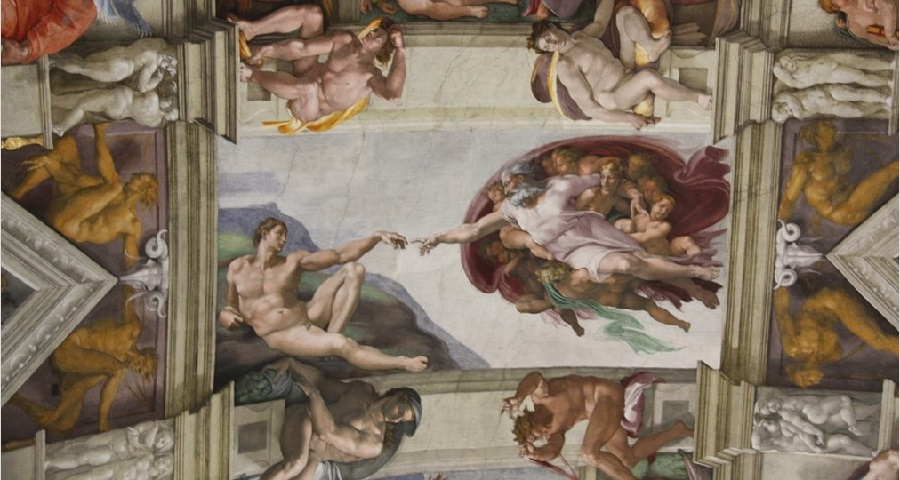 The Sistine Chapel Vatican