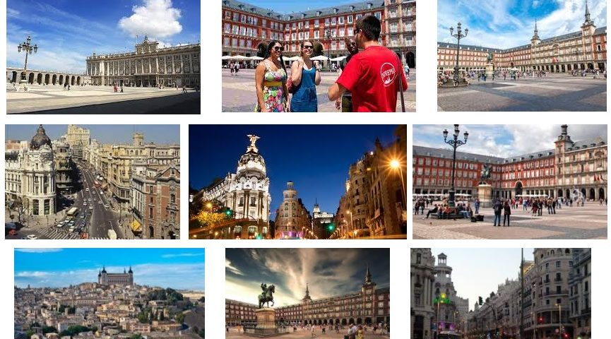 Explore Spain Madrid