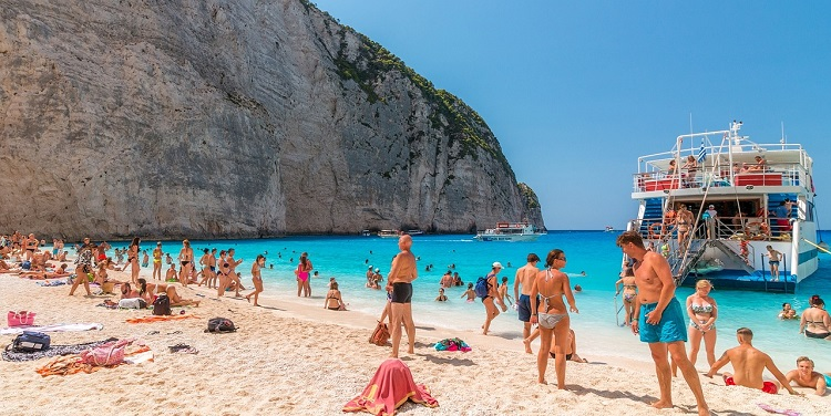 navagio beach | best beaches in world