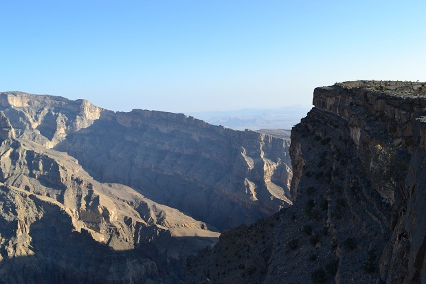 Climb the highest Arabian mountain