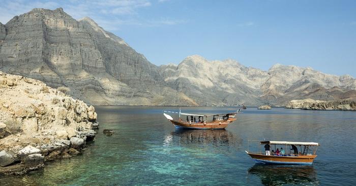 Ras Musandam Fjords