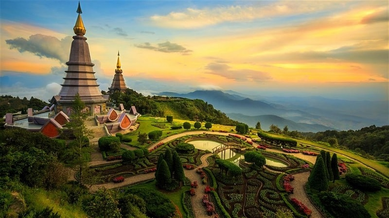 Attractions Thailand