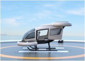 Autonomous helicopters