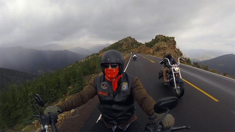 Motorcycle USA Trip