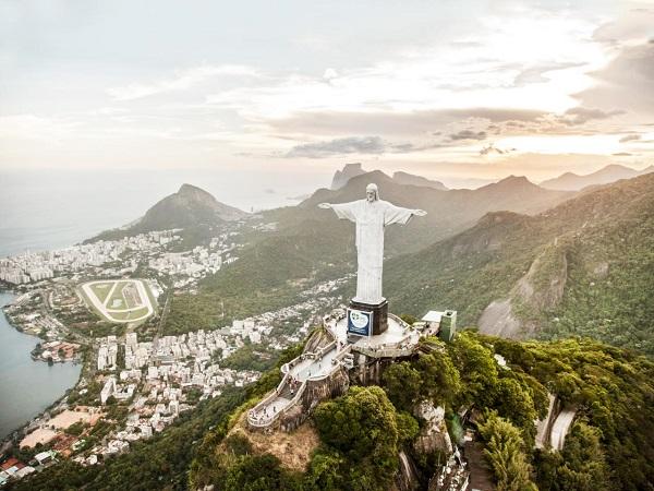 Christ Redeemer Rio de Janeiro Brazil