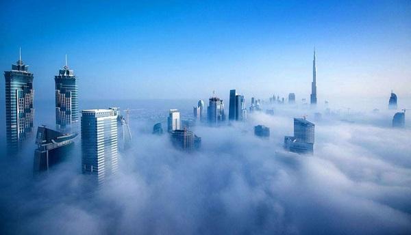dubai skyscraper