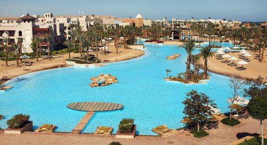 vacation in Port Ghalib