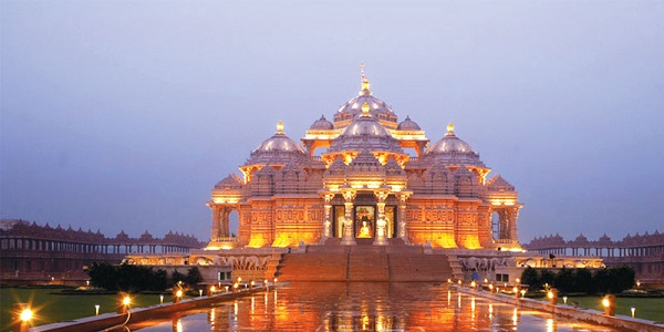 Akshardham Temple delhi india