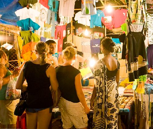 landour bazar Mussoorie