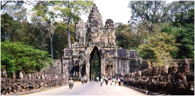 Vietnam Cambodia Laos travel