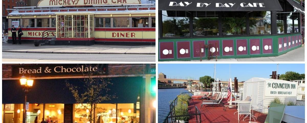 Breakfasts Restaurants in Saint Paul