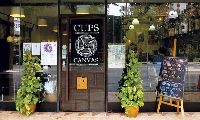 Cups N Canvas