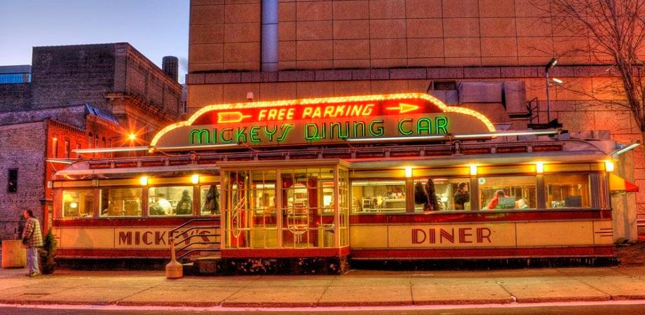 Mickey's Dining Car