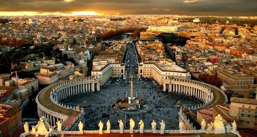 The Square Vatican