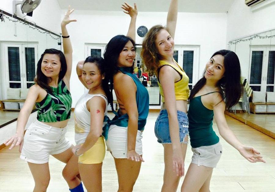 Two-Left Feet Dance Classes