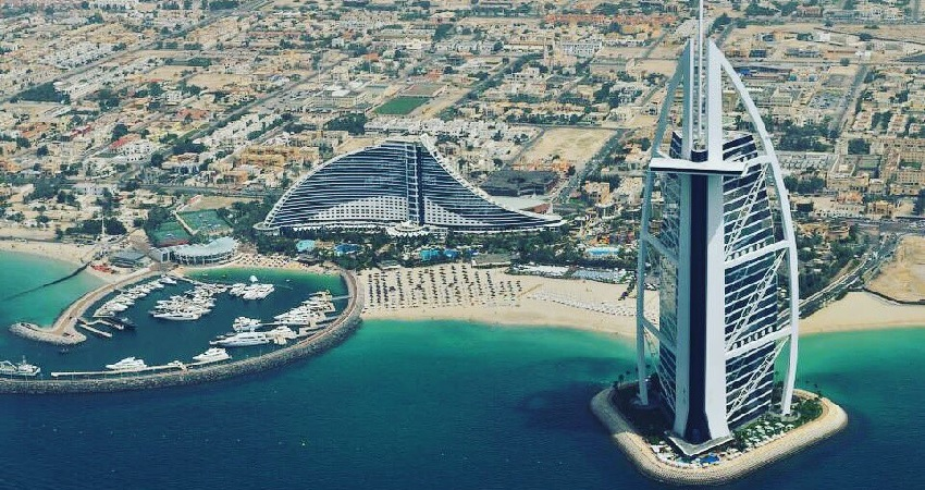 dubai travel with kids