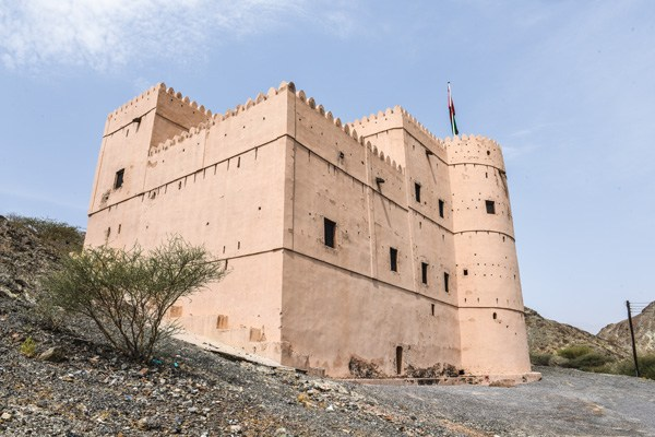 Samail Castle