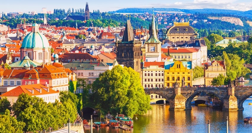 Budget Travel Prague