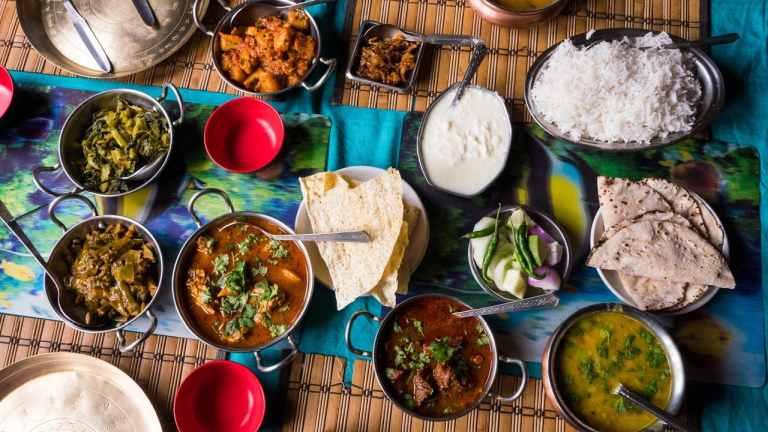 Vegetarian Meals Bhutan