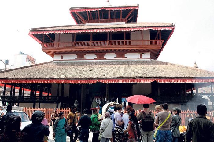 kasthamandap temple in kathmandu
