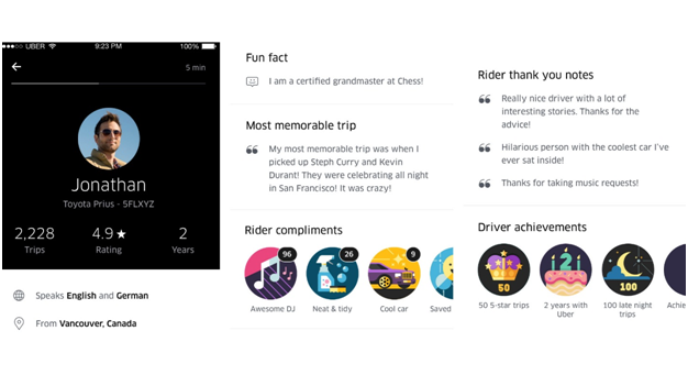 uber ride safety tips