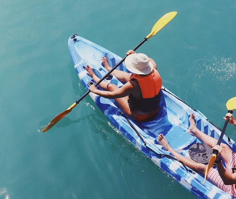 kayaking angthong marine park Thailand
