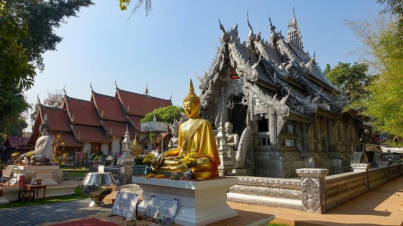 temples Chiang Mai Thailand