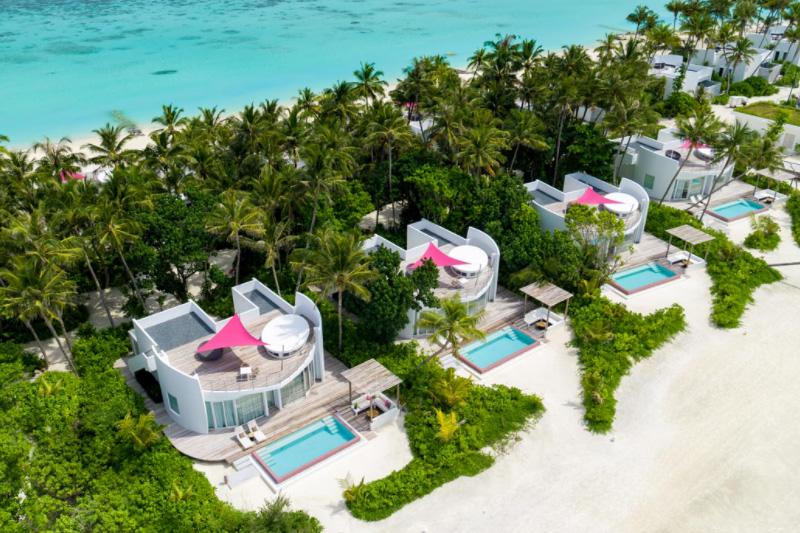 Malé Atoll - a holiday destination in Maldives
