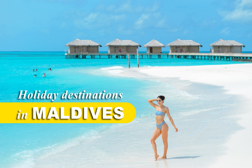 holiday travel destinations in Maldives